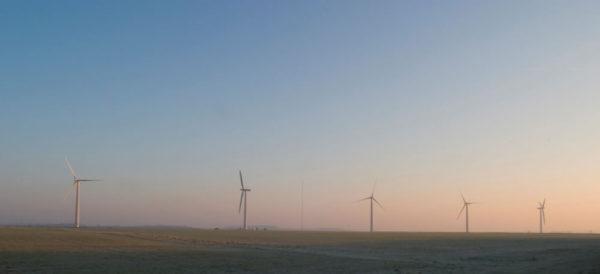 Renewable Energy Westmill Wind Farm