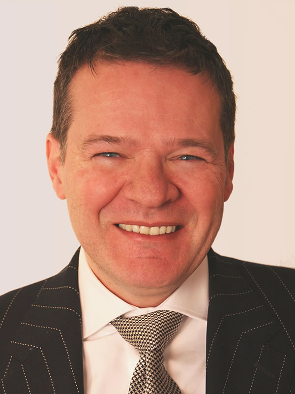 Mark Mac Donnell MA, MRICS, ARB