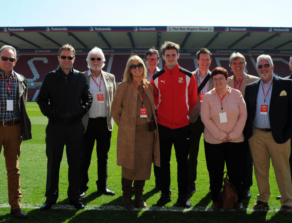 DPDS Proud to be Matchday Programme Sponsors for Swindon Town Football Club