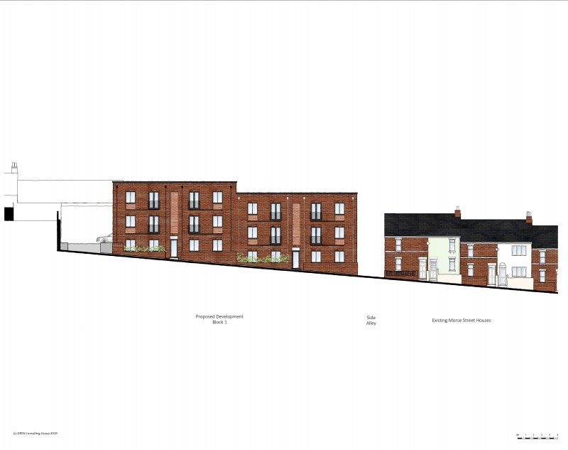 Planning approval, Swindon, DPDS